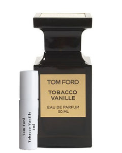 Tom Ford Tobacco Vanille sample vial 1ml