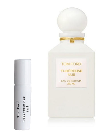 Tom Ford Tubereuse Nue scent samples