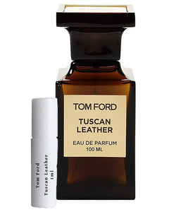 Tom Ford Tuscan Leather sample vial 1ml