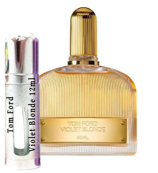 Tom Ford Violet Blonde samples 12ml