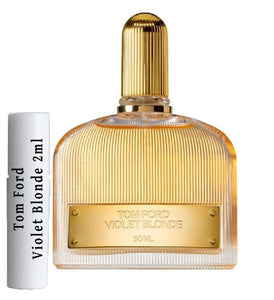Tom Ford Violet Blonde samples 2ml