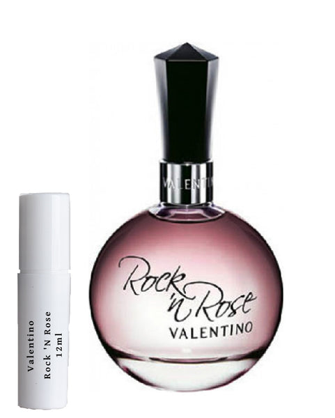 Valentino Rock 'N Rose scent samples 12ml