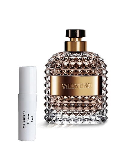 Valentino Uomo sample vial spray 1ml