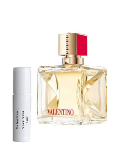 Valentino Voce Viva sample vial spray 1ml