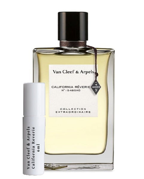 Van Cleef & Arpels California Reverie samples 6ml