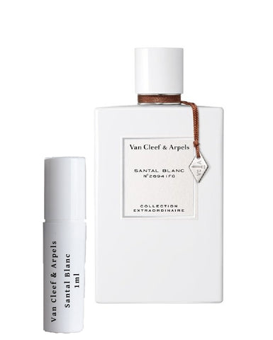 Van Cleef & Arpels Santal Blanc sample 1ml