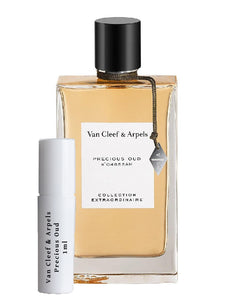 Van Cleef & Arpels Precious Oud sample vial spray 1ml