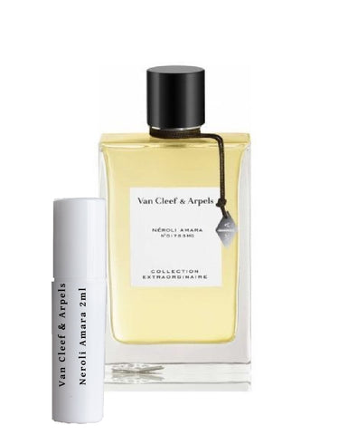 Van Cleef and Arpels Neroli Amara samples 2ml