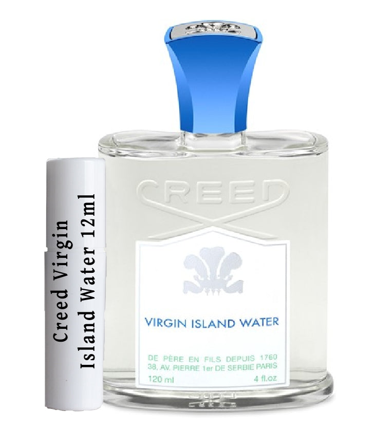 Virgin Island Water Samples 2ml
