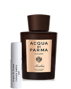 ACQUA DI PARMA COLONIA Ambra sample 2ml