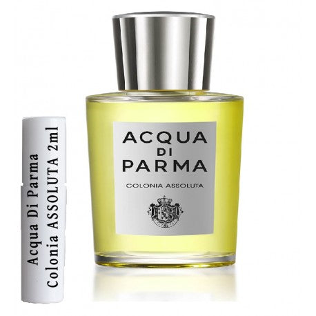 ACQUA DI PARMA COLONIA Assoluta sample 2ml