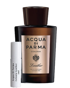 ACQUA DI PARMA COLONIA Leather sample 2ml