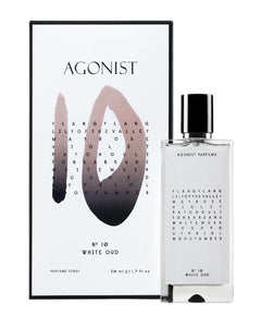 Agonist No. 10 White Oud 50ml