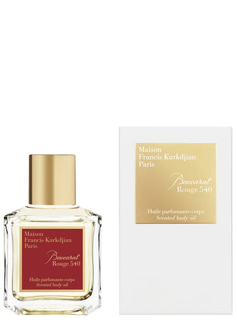Maison Francis Kurkdjian Baccarat Rouge 540 Body Oil 70ml