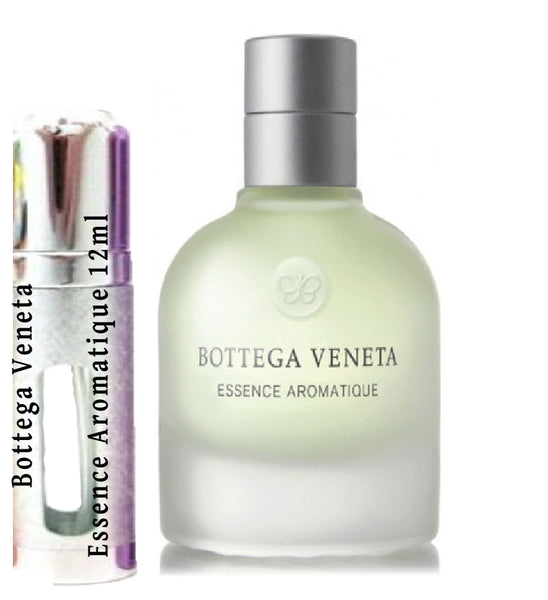 bottega veneta Essence Aromatique samples 12ml