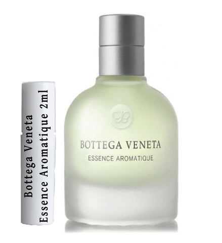 bottega veneta Essence Aromatique samples 2ml