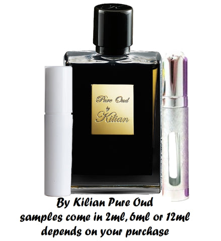 By Kilian Pure Oud Samples