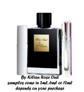 By Kilian Rose Oud Samples