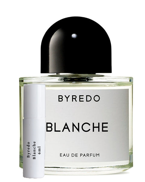 Byredo Blanche samples 6ml