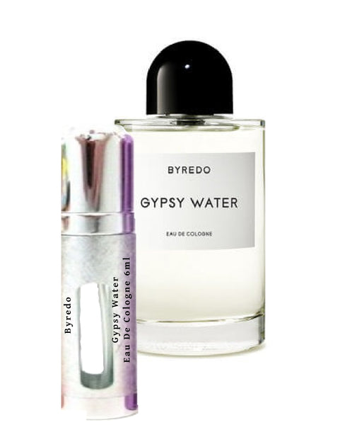 Byredo GYPSY WATER samples Eau de Cologne