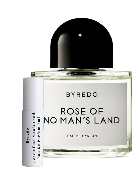 Byredo Rose Of No Man's Land samples 2ml