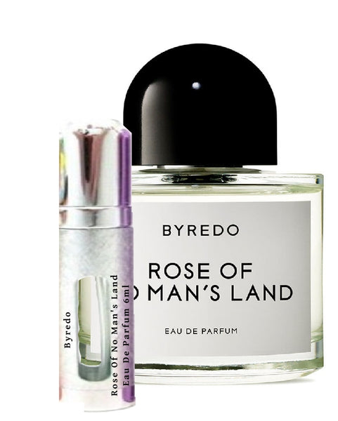 Byredo Rose Of No Man's Land sample vial 6ml