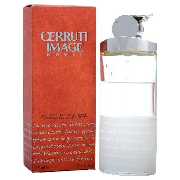 Cerruti Image Woman 75ml Eau De Toilette