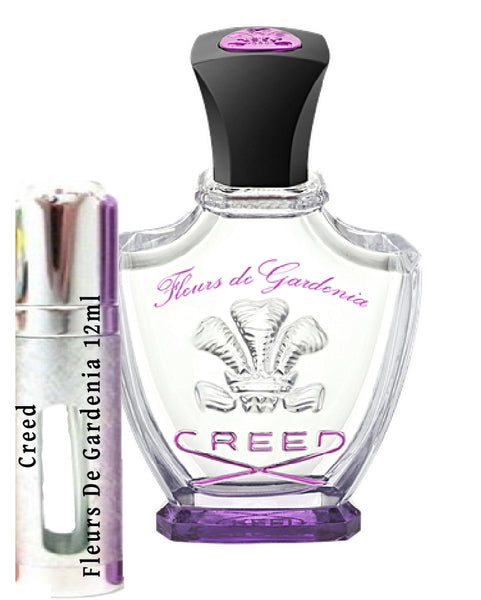 Creed Fleurs De Gardenia samples 12ml