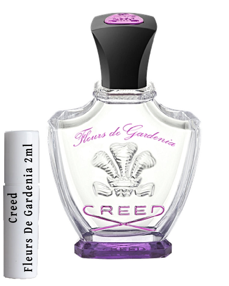 Creed Fleurs De Gardenia samples 2ml