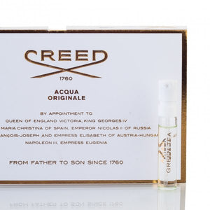 Creed Cedre Blanc sample