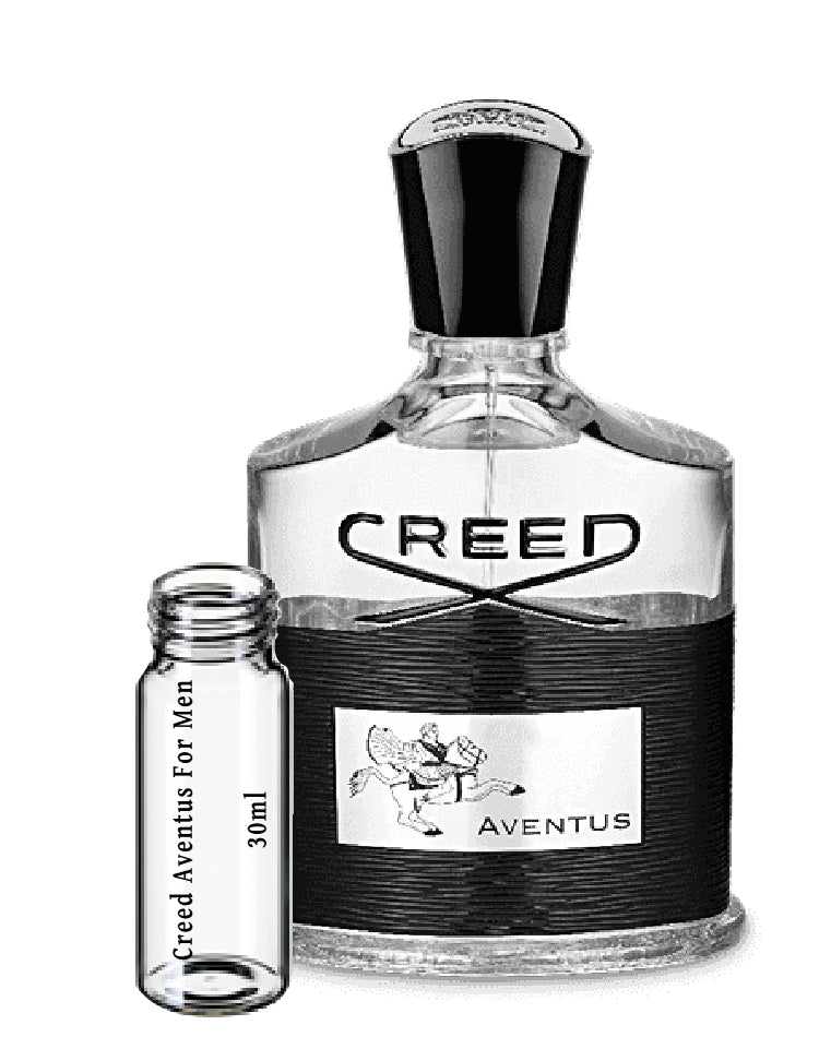 Creed Aventus samples For Men 30ml 1 fl. oz