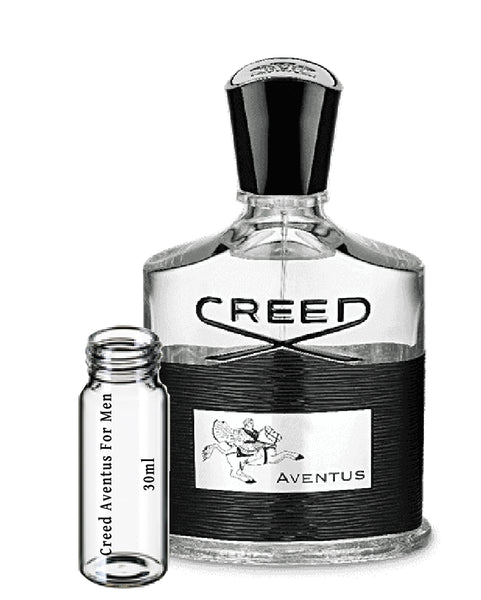 Creed Aventus For Men sample - lot C4219S01 30ml 1fl. oz