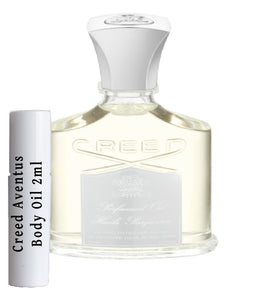 Creed Aventus Body Oil prøver 2 ml