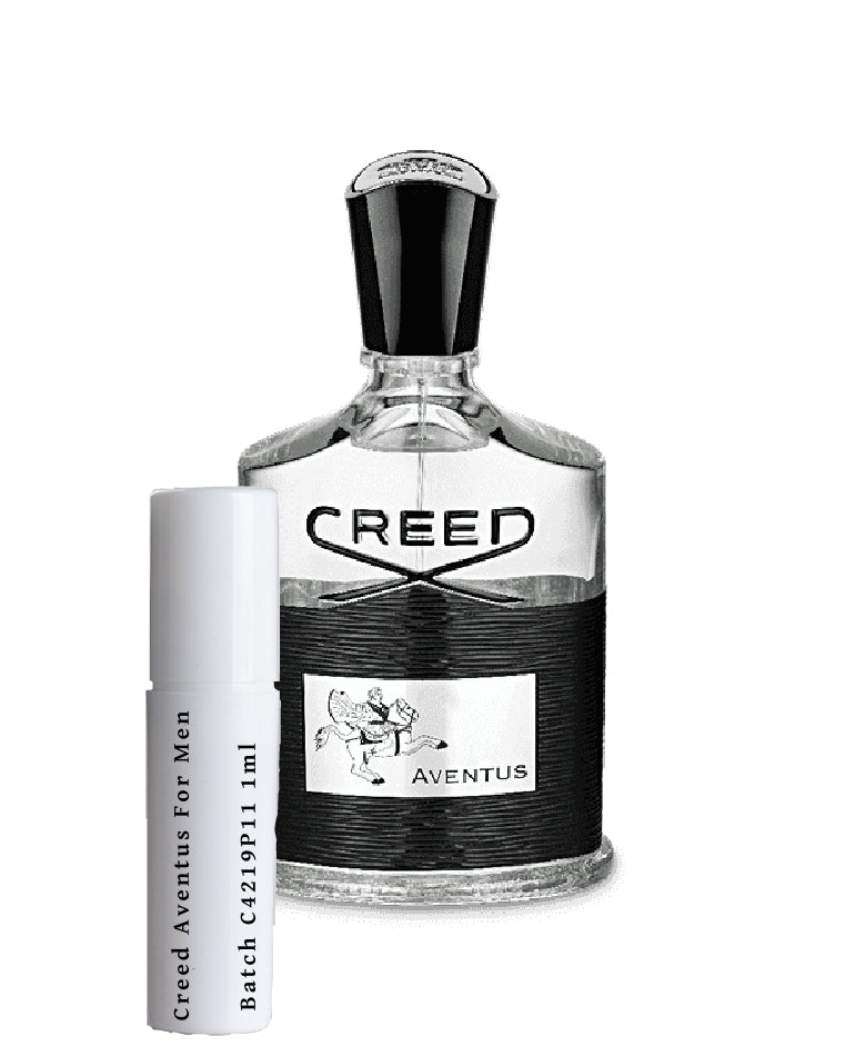 Creed Aventus For Men samples - batch C4219P11 size 1ml