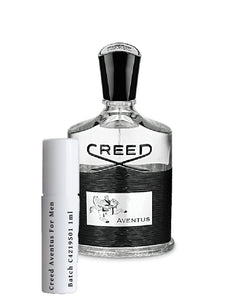 Creed Aventus For Men samples - lot C4219S011ml
