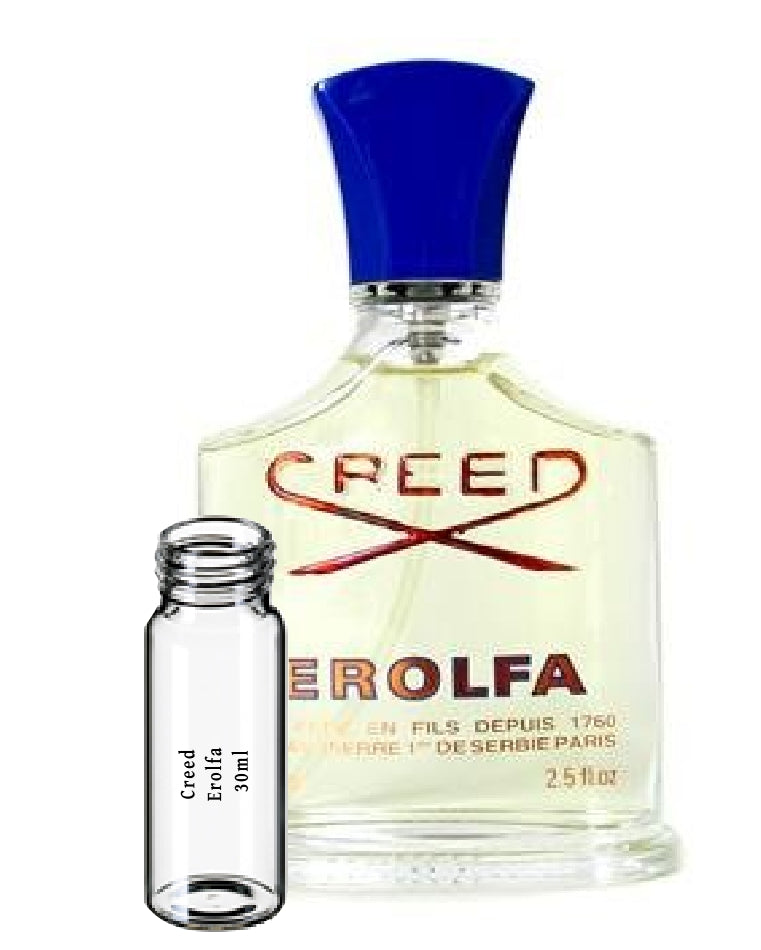 Creed Erolfa samples 30ml 1 fl. oz