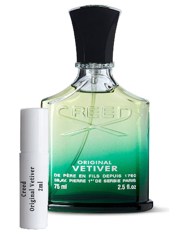 Creed Original Vetiver samples 2ml