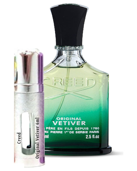 Creed Original Vetiver samples 6ml