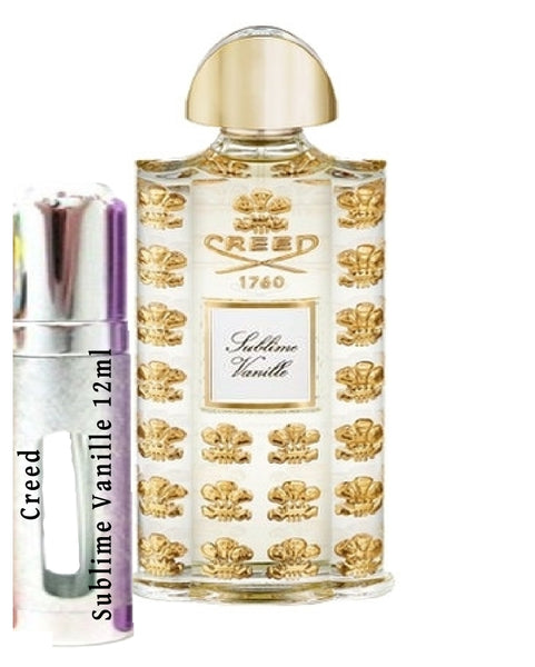 Creed Sublime Vanille Samples 12ml