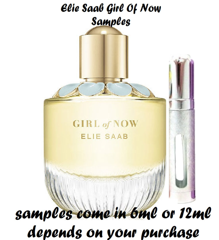 Elie Saab The Girl Of Now Samples
