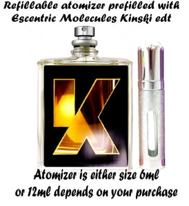 Escentric Molecules Kinski samples