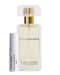 Estee Lauder Beyond Paradise samples 2ml