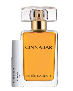 Estee Lauder Cinnabar samples 2ml
