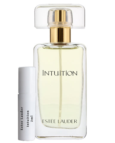 Estee Lauder Intuition samples 2ml