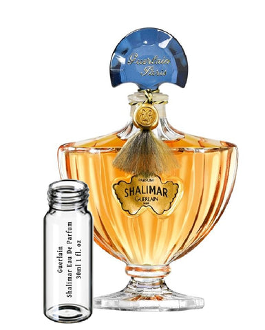 Guerlain Shalimar samples 30ml 1oz