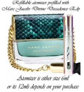 Marc Jacobs Divine Decadence Eau De Parfum perfume sample spray