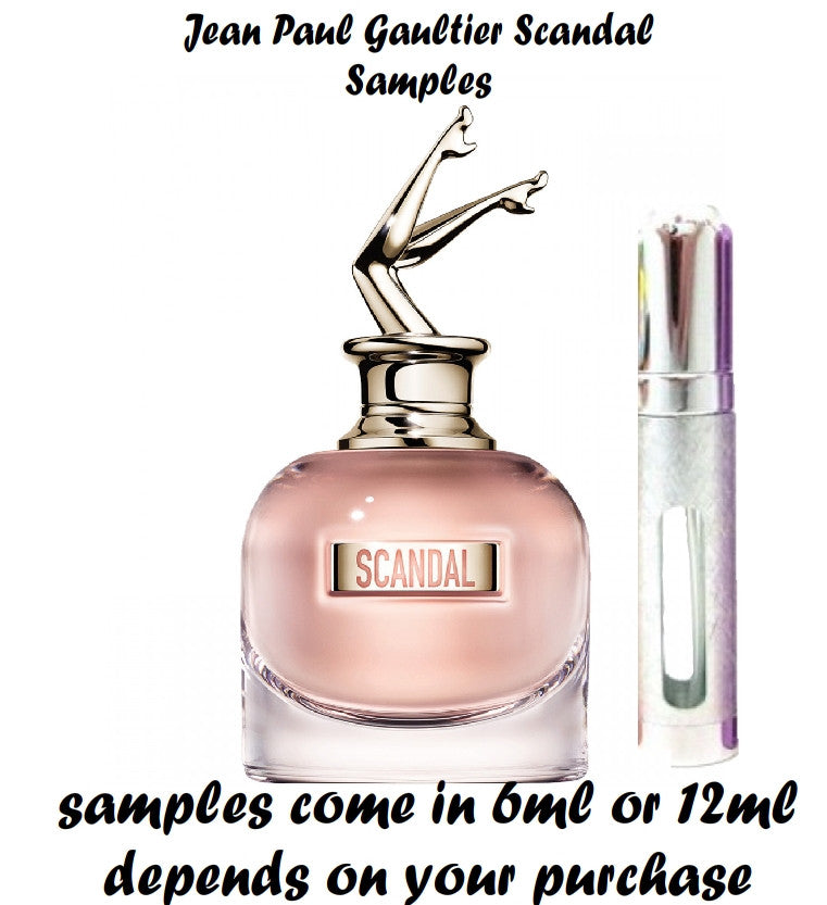 Jean Paul Gaultier Scandal Samples