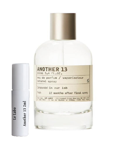 Le Labo Another 13 samples 2ml