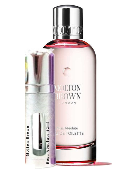 Molton Brown Lahvičky Rosa Absolute 12ml