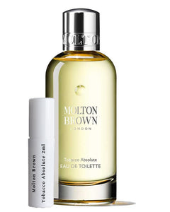 Molton Brown Tobacco Absolute samples 2ml